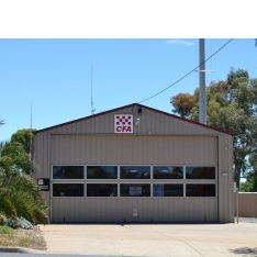 Wedderburn Fire Station