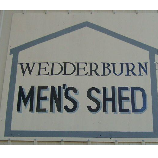 Wedderburn Men's Shed